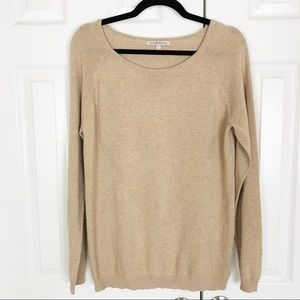 Stitch Fix 41 Hawthorn Heathered Sand Sweater
